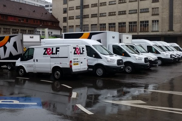 Zelfs Working Week - Removals, Fulfillment & White Glove Service